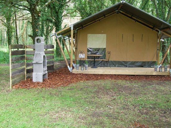 CAMPING LA FORTINERIE, MOULIHERNE