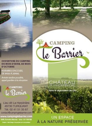 CAMPING LE BARRIER, TURQUANT