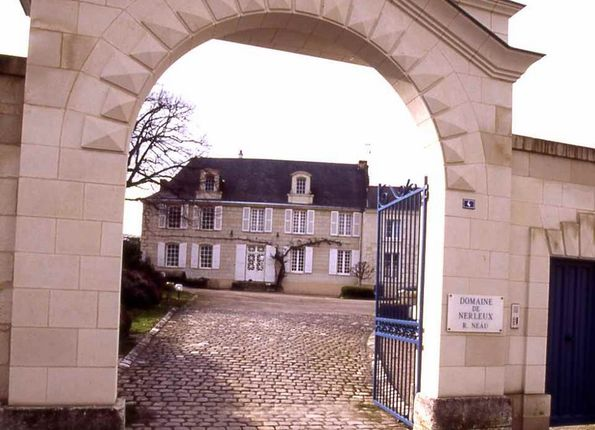 DOMAINE DE NERLEUX, SAINT-CYR-EN-BOURG