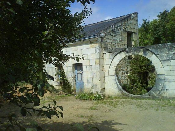 HÉLICE TERRESTRE, GENNES-VAL-DE-LOIRE