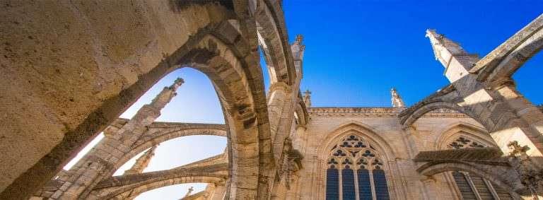 Cathédrale Saint-Just-et-Saint-Pasteur de Narbonne ©Céline Deschamps-ADT de l'Aude