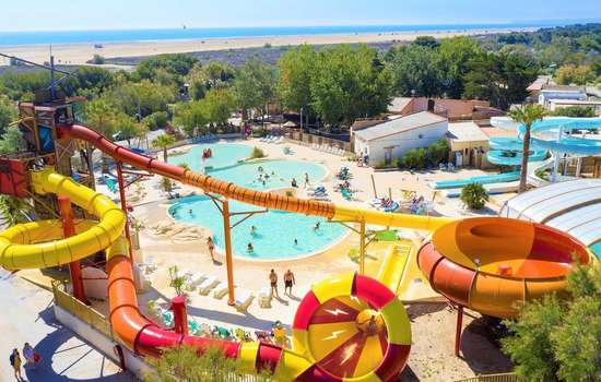 CAMPING COTE VERMEILLE