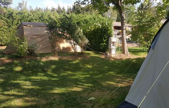 CAMPING LA MARE AUX FEES