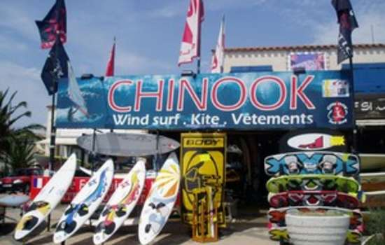 CHINOOK KITE SCHOOL