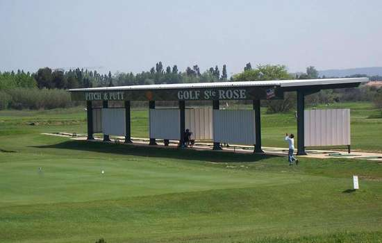 GOLF SAINTE ROSE PITCH AND PUTT