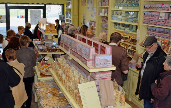 Boutique Les chocolatiers Cathares