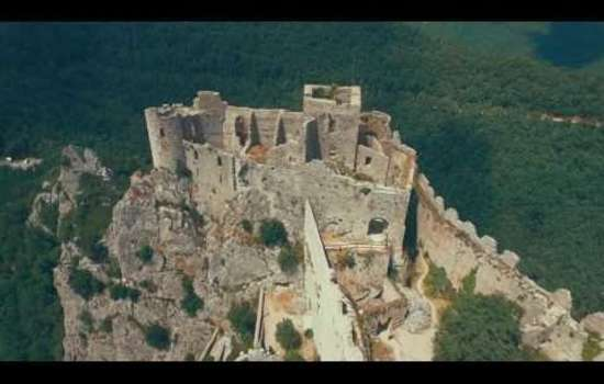 Château de Puilaurens - Pays Cathare, 21 sites d'exception