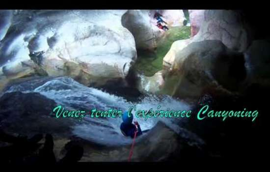 Acromix - Canyoning