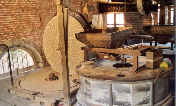 Petit Moulin d'Arenberg - Intérieur