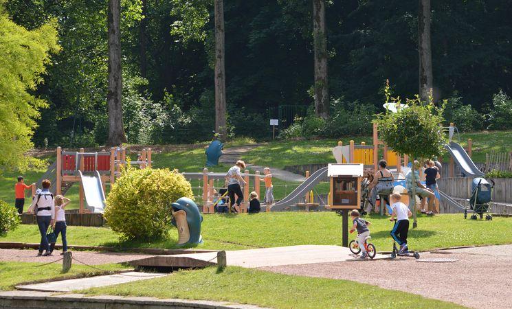 Parc de la Dodaine - Plaine de Jeux