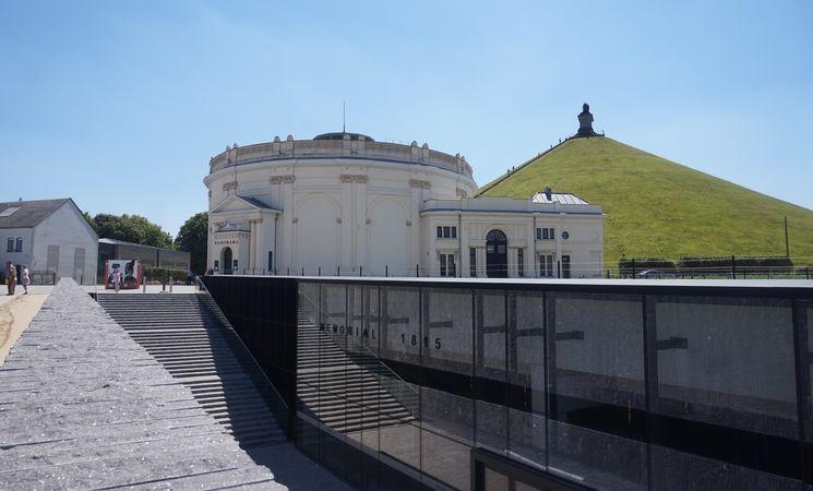 Mémorial 1815 ©Administration communale de Braine-l'Alleud