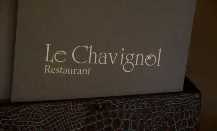 Lechavignol - Ottignies - menu