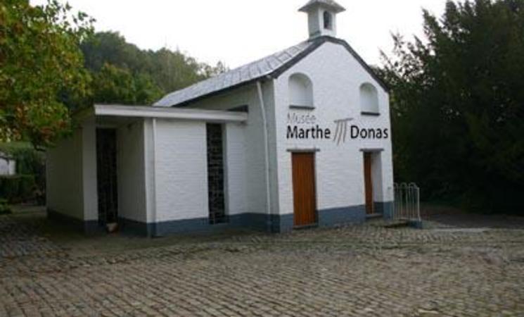 Musée Marthe Donas- Façade