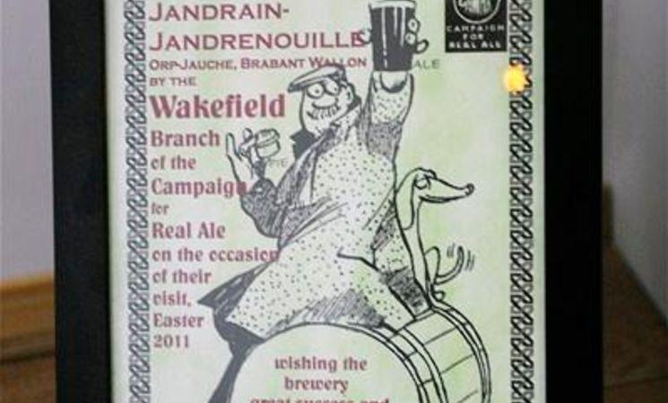 Brasserie Jandrain-Jandrenouille