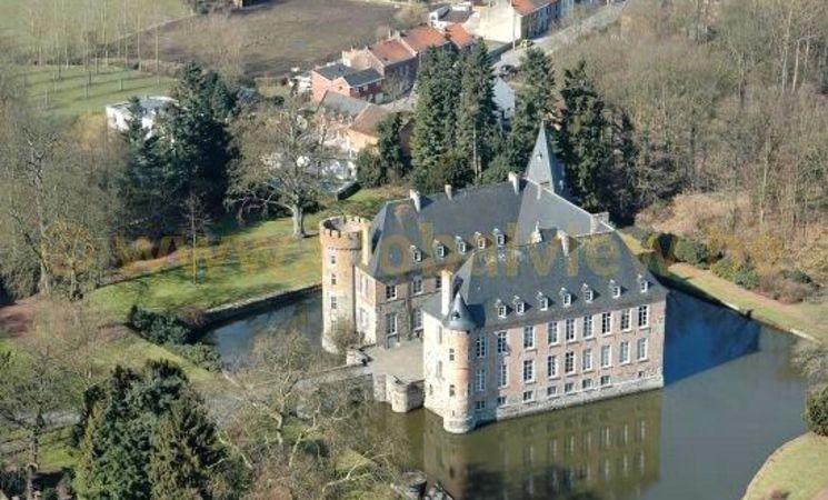 Château des comtes de Hornes