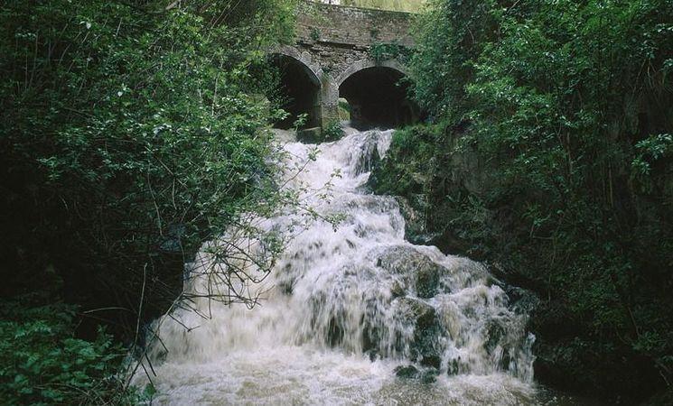La cascade de Coeurcq