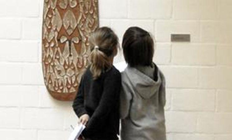 Musée de Louvain-la-Neuve - Enfants