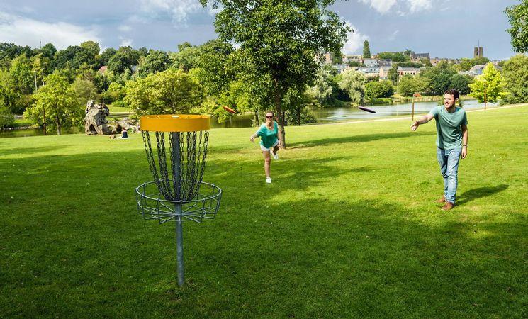 Disc Golf LLN