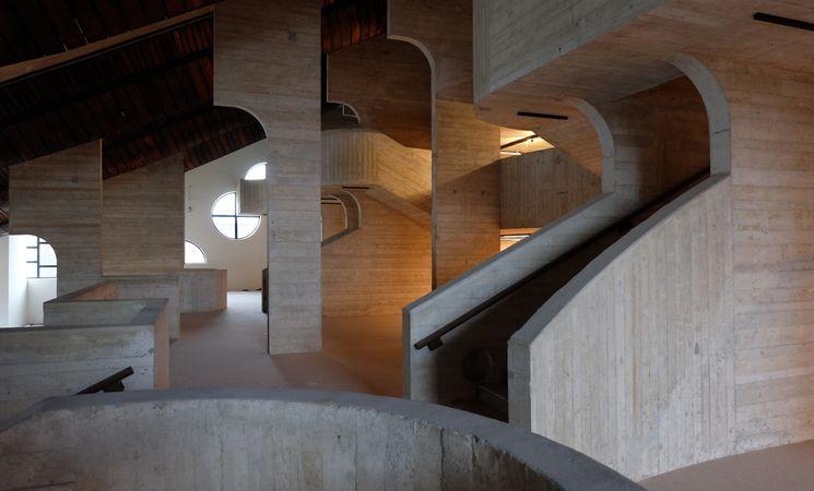 Musee L intérieur