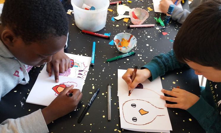 Enfants tilt atelier