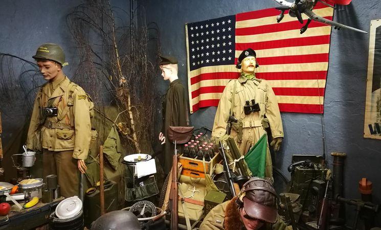 Musée du Souvenir 40-45 - intérieur 2