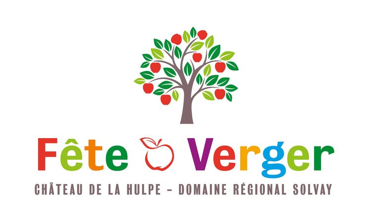 Fete au verger logo