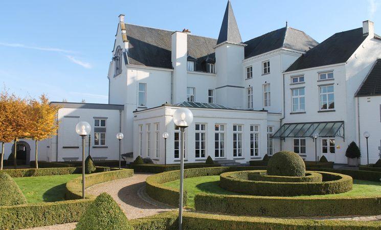 Golf Château de la Tournette - Entrance