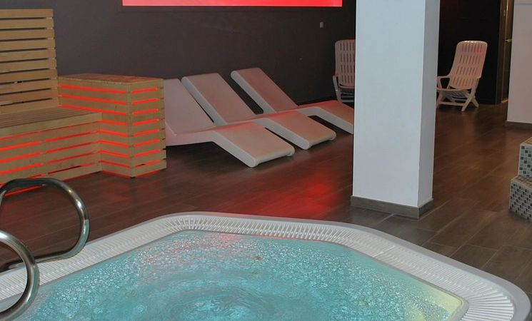 Thermes piscine dodaine nivelles