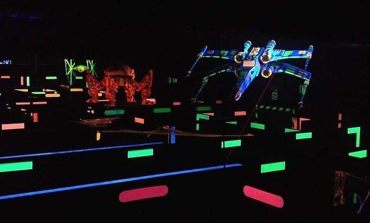Laser magic
