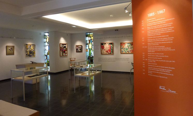 Musée Marthe Donas