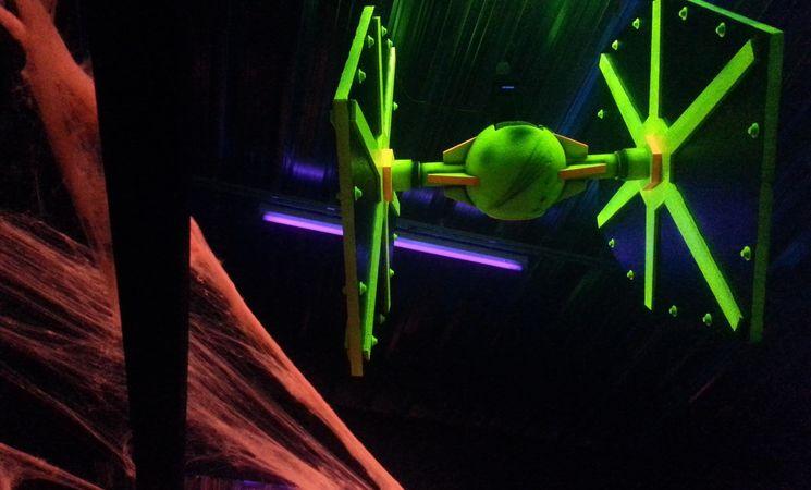 Laser magique 2