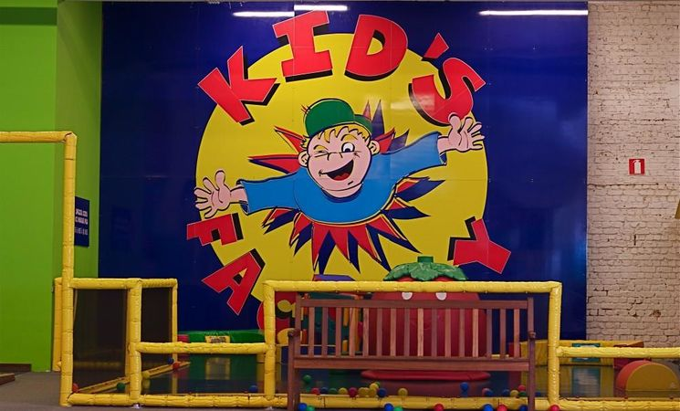 Kid's Factory - logo