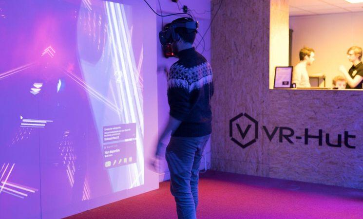 Virtual Reality Center Waterloo