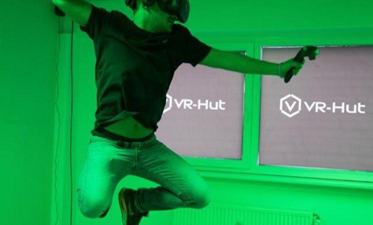 Virtual Reality Center Waterloo 2