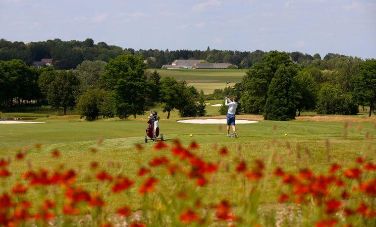 Golf de Hulencourt - golfeurs