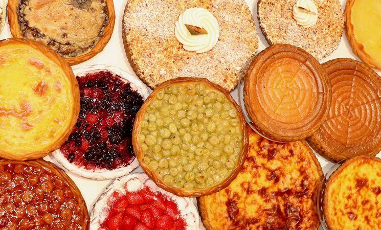 Demaret - tartes