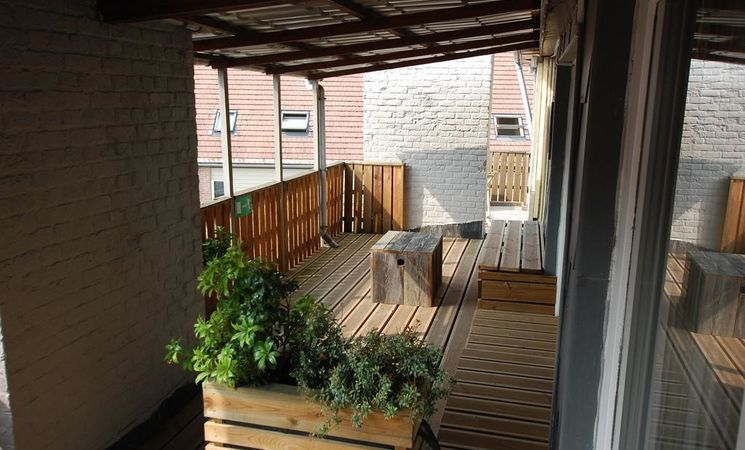 Piano 2 - balcon