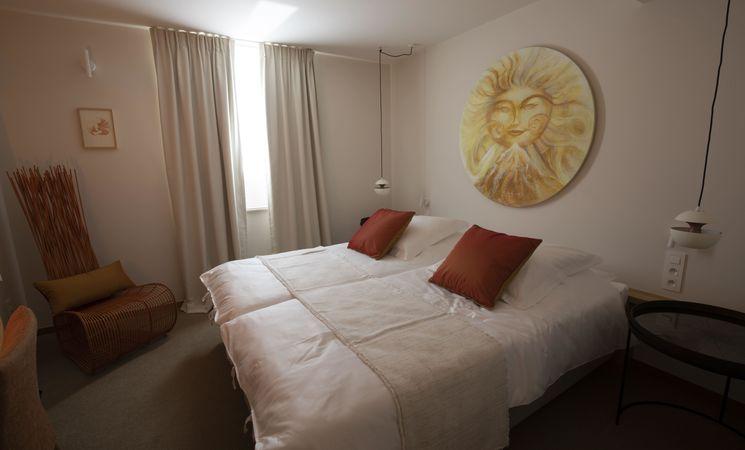 B-Lodge Chambre 1