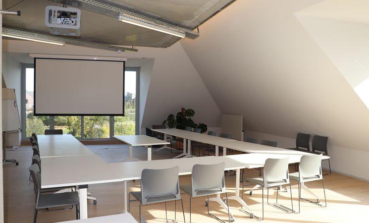 Gite Mozaik - salle de réunion