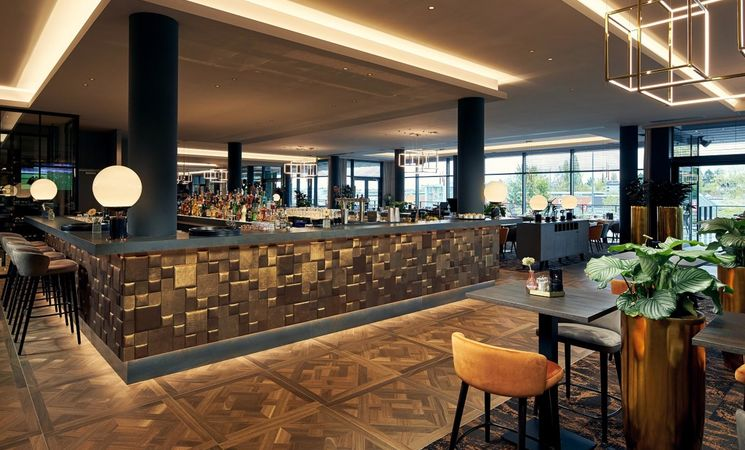 Nivelles sud restaurant bar