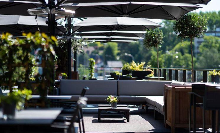 Nivelles sud restaurant terrasse