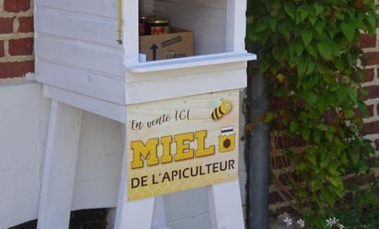 La Miellerie - miel