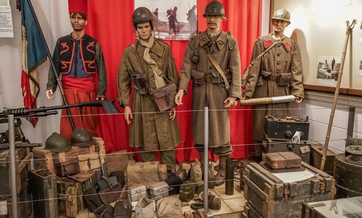 Musée Français de la guerre - Chastre © MTBW (1)