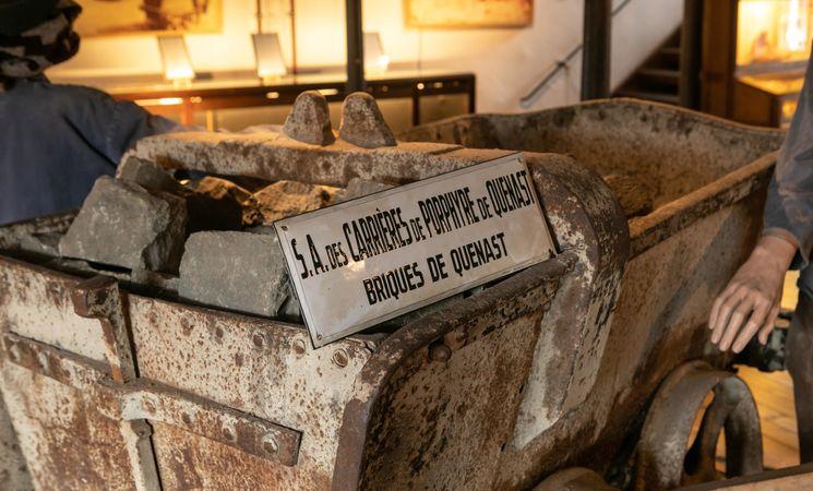Musée du porphyre 3