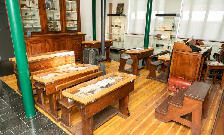 Musée Armand Pellegrin_classe