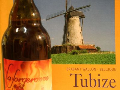 The brewery of Tubize