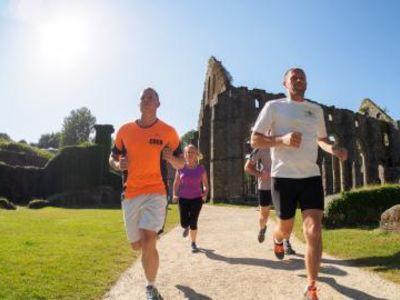 Trail de l'Abbaye de Villers-la-Ville