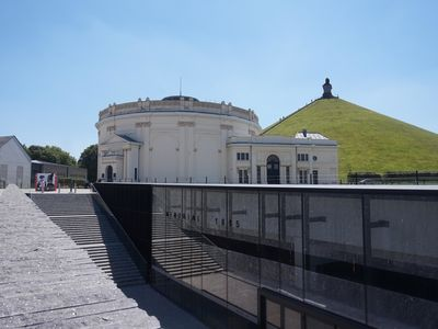 Memorial of Waterloo 1815 (Memorial Museum - Lion's Mound - Panorama - Hougoumont Farm)