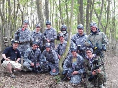 Le Paintball