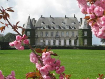 Solvay Regional Estate - Castle of La Hulpe